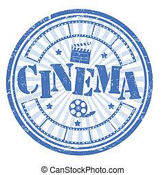 Estampilla de cine