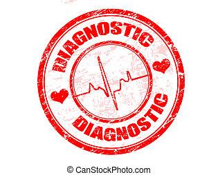Estampilla de diagnóstico