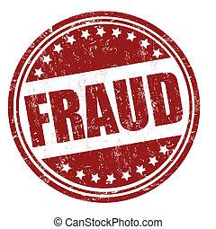 estampilla, fraude