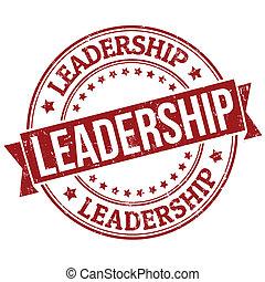 estampilla, liderazgo