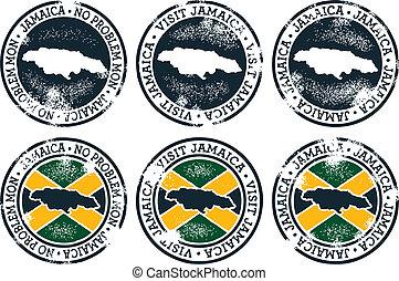 Estampillas de Jamaica