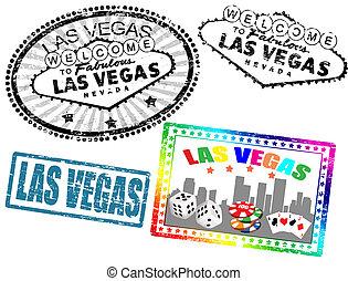 Estampillas de Las Vegas
