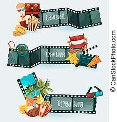 Estandartes de cine