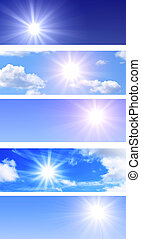 Estandartes del cielo
