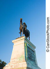 Estatua en Washington DC