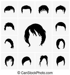 Estilos de pelo