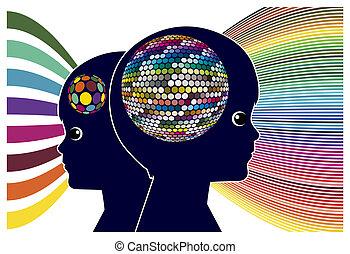 Estimulación cerebral en educación infantil temprana