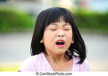 estornudar