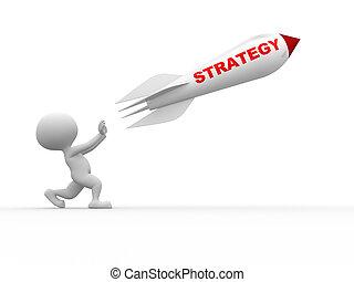 estrategia, concepto