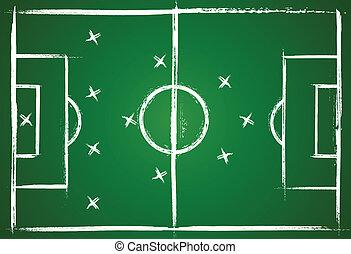 Estrategia de fútbol