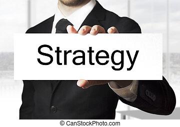 Estrategia de firmas