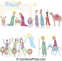 Estrella de Belén. Natividad