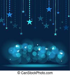 estrellas, ahorcadura