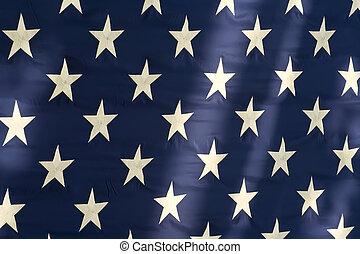 Estrellas de bandera americanas