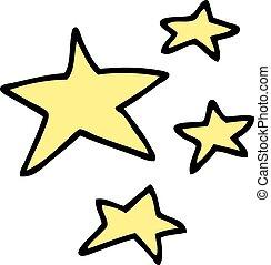 Estrellas de caricatura