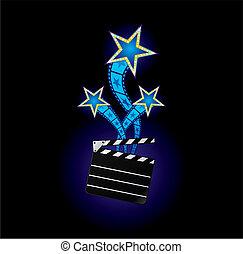 Estrellas del cine