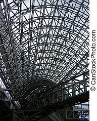 Estructura de acero