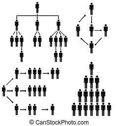 Estructura de negocios establecida