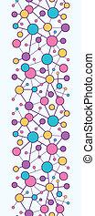 Estructura molecular vertical sin costura