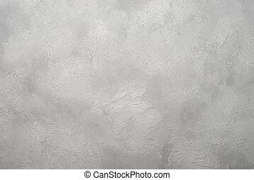 Estuco artístico gris