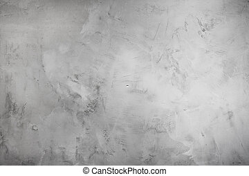 estuco, gris, viejo, pared, creativo, colores, plano de fondo, cemento, neutral