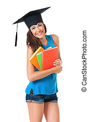 Estudiante de graduación