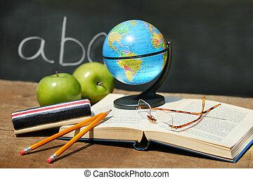 Estudios escolares