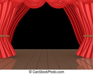 etapa teatral