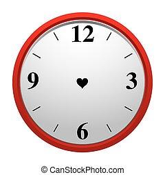 eternidad, reloj