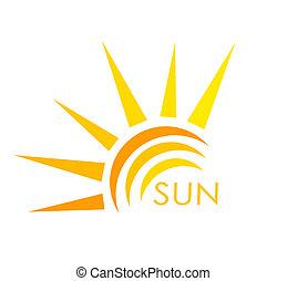 Etiqueta solar