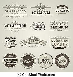 Etiquetas de alta calidad