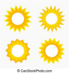 Etiquetas solares