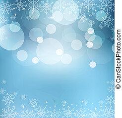 eva, resumen, fondo azul, navidad, año nuevo