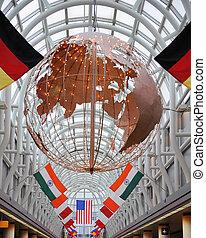 Exhibición internacional