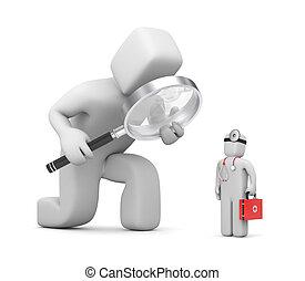 Exploración de servicios médicos