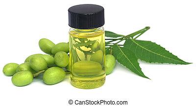 Extracto de neem medicinal