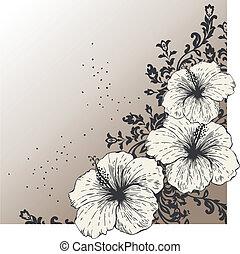 Extractos antecedentes con florecimiento h