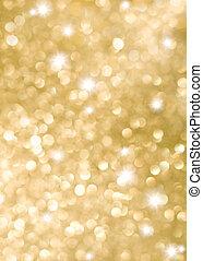 Extractos antecedentes de luces doradas
