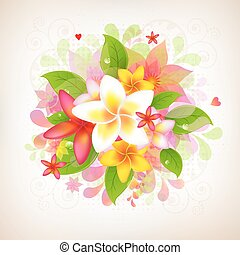 Extractos antecedentes florales