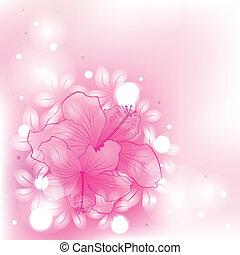 Extractos colores con flores