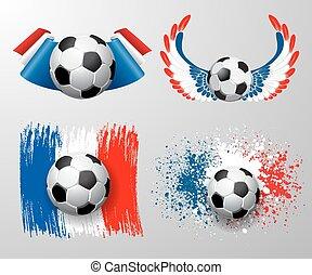 fútbol, campeonato, francia