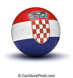fútbol, croata