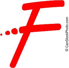 f de carta