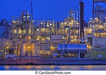 Fabrica química