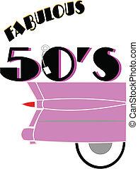 fabuloso, 50's