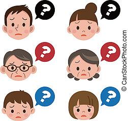 Familia de expresión problemática