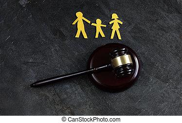 Familia de tres leyes