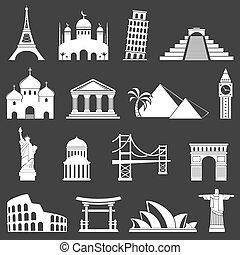 Famosos monumentos internacionales