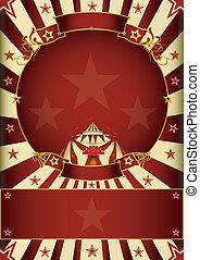 Fantástico espectáculo de circo