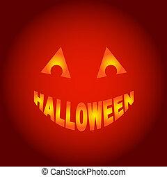 Fantasma de Halloween, vector